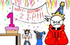 ZAOZ Special: Zip's B-day