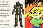 THE EPIC DOOM AND ANIMAL CROSSING VIDEO OF ORGININALITY