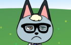 Raymond? From Animal Crossing??