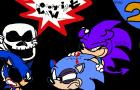(PART:2) Sonic Voice Actor Battle