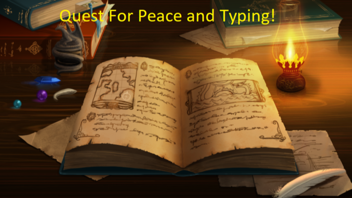 Typing quest episode 1