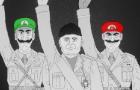 Mario, Luigi, & Mussolini meet Hitler [Brenner Pass - 1938]