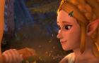 Zelda X Link Blowjob Animation