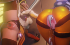 Mercy pounded + sneaky Tracer, Extended