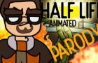 HALF LIFE - Animated / Speedrun