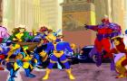 X Men - Night of the Sentinels