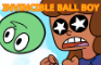 Newt - The Invincible Ball Boy