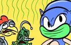 Sonic sez: Corona Virus