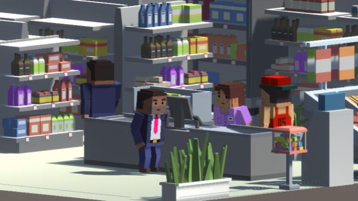 Grocery Boss