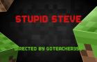 Stupid Steve - Minecraft stop - motion animation