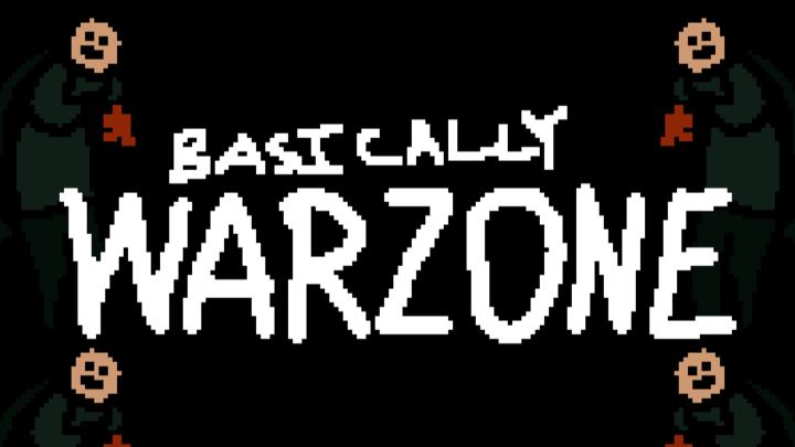 Basically Warzone (CoD Warzone Parody)