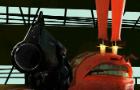 Plankton Gets Shot