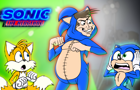 Basically Movie Sonic's Escape! (Sonic Movie ANIMATION Part 3)
