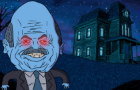 Dr Phil threatens your life and stalks the outside of your home
