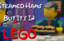 Steamed Hams But It's In LEGO