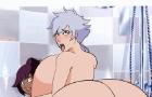 Isane shower sex