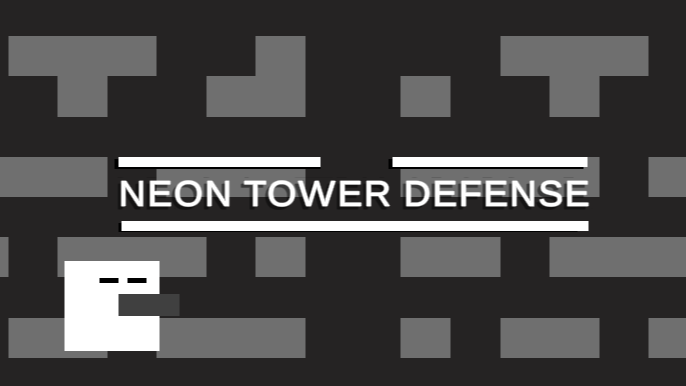 Neon Tower Defense