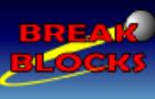 Break blocks