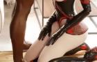 Countess(Paragon) blowjob
