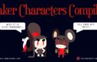 Helltaker Characters Compilation