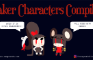 Helltaker Characters Compilation