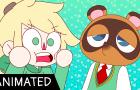 Shenpai Plays Animal Crossing New Horizons ANIMATED
