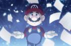 Mario The Music Box Remaster Intro SPRITE