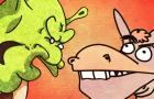 Shrek and Donk