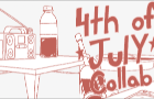 4th of july collab