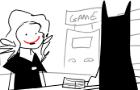 batman at gamestop