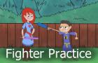 Fantasy Fightgard ep 04- Fighter practice!