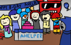 ADN short: Ahelper b-day