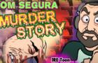 Tom Segura Murder Story - JRE Toon