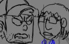 (Animatic) Spazkid v. JohnnyUtah