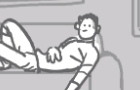 Gorilla Roommate [ANIMATIC]