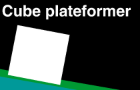 3d cube platformer wow
