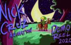 Animation Demo Reel - Nick Cruz