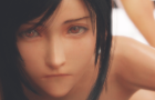 Tifa From behind