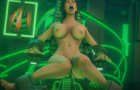Tifa in the Machine