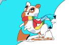 Hamster Sledge Run