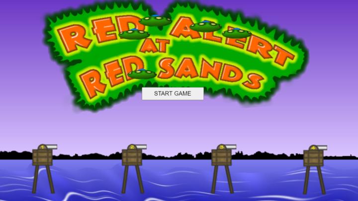Red Alert at Red Sands