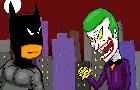 Batman vs Joker (Parody FlipaClip Cartoon)