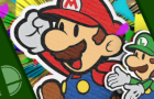 Paper Mario: ULTIMATE Contender?! - Got A Minute?
