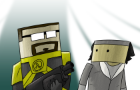 Paper Half-Life 2 Remastered
