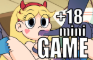 Star Butterfly adult minigame by Natekaplace