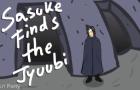 (Boruto) Sasuke finds the Jyuubi