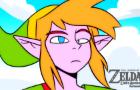 The Legend of Zelda Link Awekening - The Secret Ending.