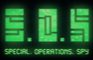 S.0.S : Special. Operations. Spy
