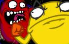 Pac-Man Eats it