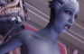 Liara pounded by alien